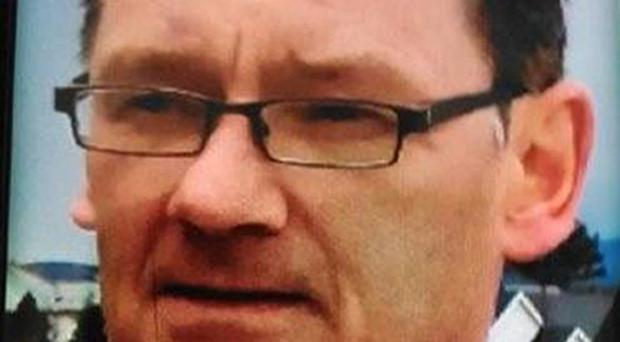 Dessie Mee died in suspicious circumstances in Newtownards on Tuesday night (PSNI/PA)
