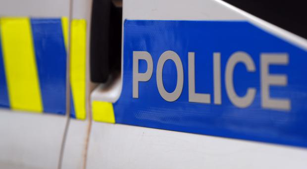 Police said the incident happened on Grainon Way, Newtownabbey, at around 8pm on Thursday