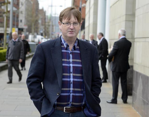 Campaigner Willie Frazer