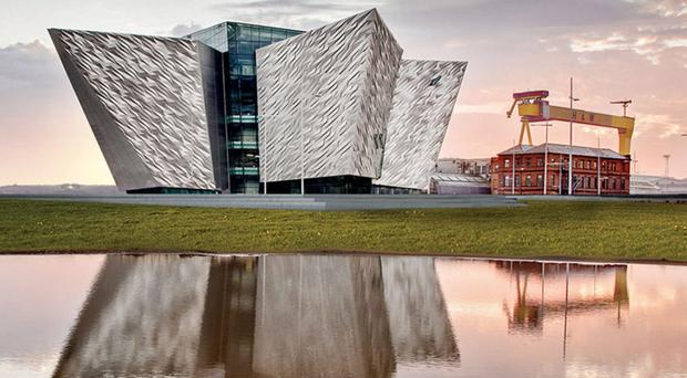 Titanic Belfast saw visitor numbers rise to 625,000 in 2014-15