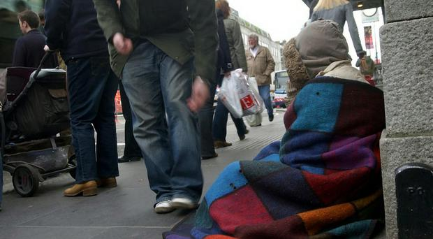Begging free zone call as Belfast 'busker' makes £170 a day