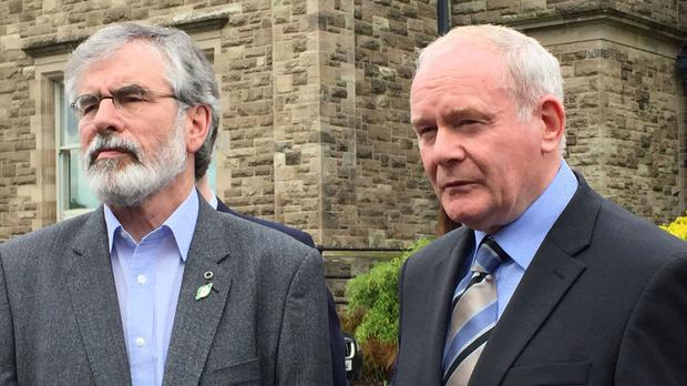 Sinn Fein was the richest party, according to the Electoral Commission, raising £1.1 million and spending £1.2 million
