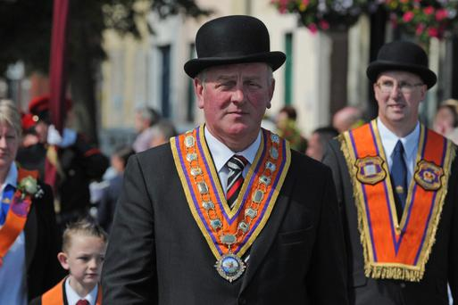 Orange Order Grand Master Edward Stevenson is seeking a meeting with PSNI Chief Constable George Hamilton over the recent spate of attacks on Orange Halls.