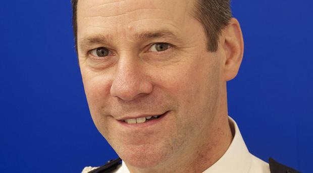 West Yorkshire Police chief constable Mark Gilmore is to retire (Northumbria Police/PA)