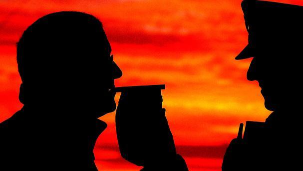 More than 4,000 motorists failed or refused breath tests