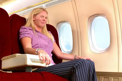 Anxious air passengers in Belfast will soon be able to face their flying fears, with the launch of meditation classes at the City Airport