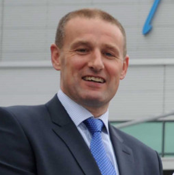 Service: Belfast City Airport's Mark Beattie