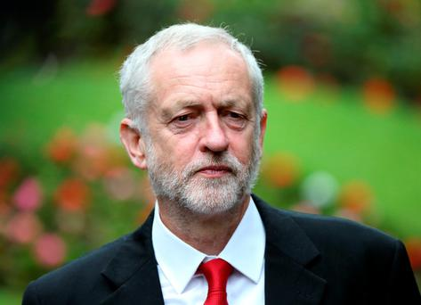 Jeremy Corbyn has been backed by the Labour Party in Northern Ireland