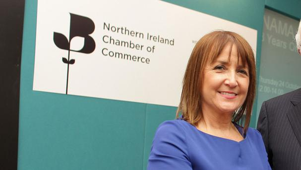 Ann McGregor says Northern Ireland's businesses need stability