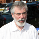 Criticism: Gerry Adams