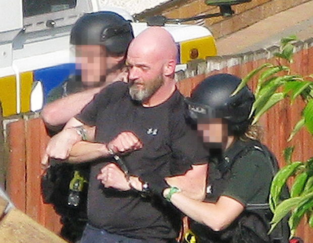 Mark Kelly appeared at Ballymena Magistrates Court yesterday