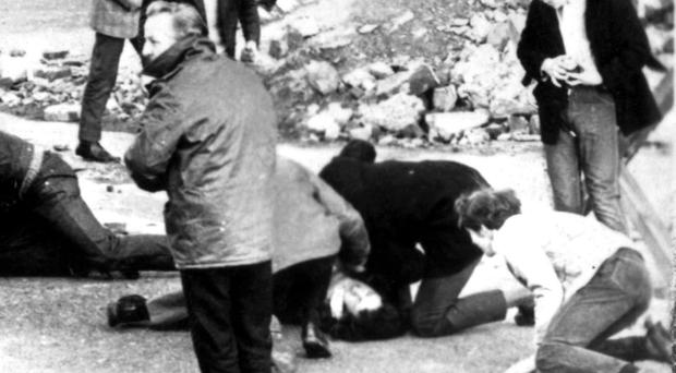 The deaths of 14 civil rights demonstrators in Londonderry after paratroopers opened fire in 1972 is being reinvestigated by police