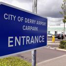 The impact of Brexit has contributed to a potential air link between City of Derry and Dublin airports being ruled out, it has been announced