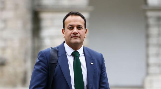 Leo Varadkar warned against a land grab