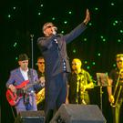 Madness playing Belsonic at the Titanic Quarter on Saturday night