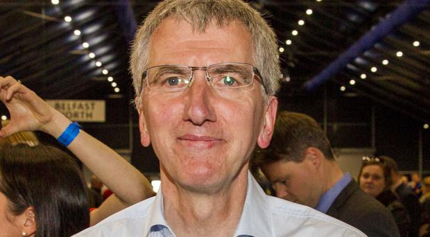 Mairtin O Muilleoir says he knew nothing of a party colleague's contact with a witness to the inquiry