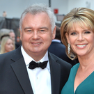 Eamonn Holmes with wife Ruth Langsford revealed he was the victim of a scam artist