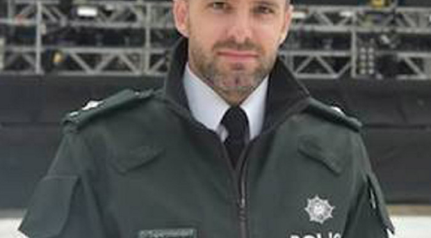 Detective Superintendent Bobby Singleton's media appearances caused a storm on the PSNI's official Facebook page