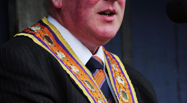 Meeting: Grand Master Edward Stevenson
