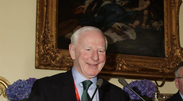Concerns have been expressed for Pat Hickey's welfare