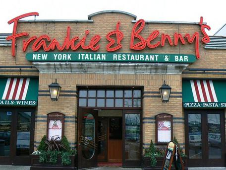 Four of the eight Frankie & Benny's diners in Northern Ireland are to close, The Restaurant Group has announced