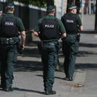 The PSNI is investigating a stabbing which left a man critically injured