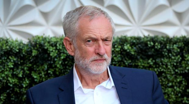 Labour leader Jeremy Corbyn has been criticised by Ruth Davidson