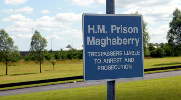 Drugs, alcohol and knives are among more than 1,100 items seized from Northern Ireland's prisons in the last six months, the Belfast Telegraph can reveal