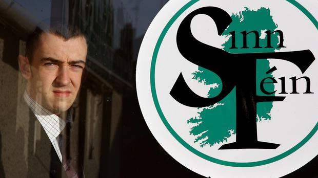 Sinn Fein reacts to resignation of 18 members