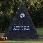 Carnfunnock Country Park near Larne in County Antrim, where a haul of bomb making equipment was recovered by security forces