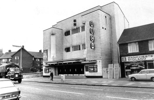 The former Majestic cinema on the Lisburn Road will become a meeting hall for Windsor Baptist Church