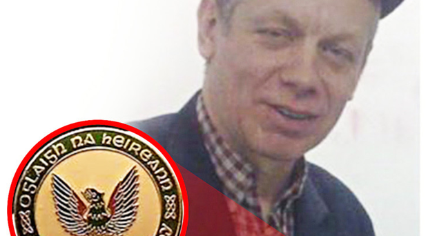 Richard Barbrook was spotted wearing the badge at a function this week