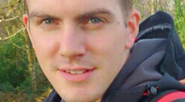 Royal Marine Ciaran Maxwell, originally from Larne, appeared in court facing terror charges