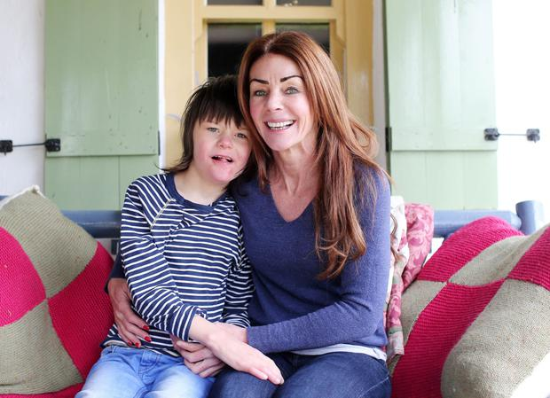 Appeal: Billy with mum Charlotte