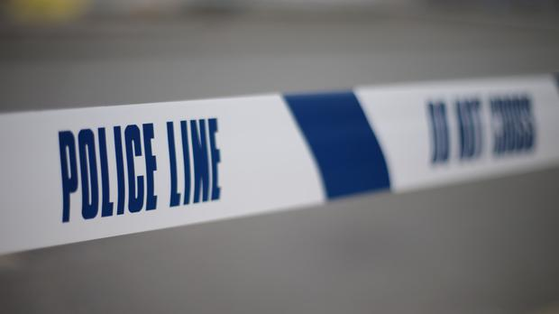 A man died and two other people were injured in a road crash in Derry