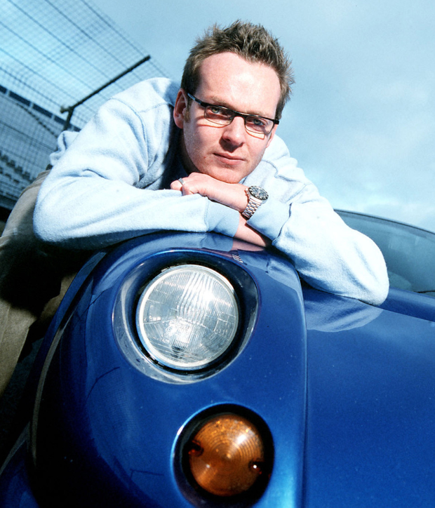 Jason Barlow is full of praise for the former Top Gear team