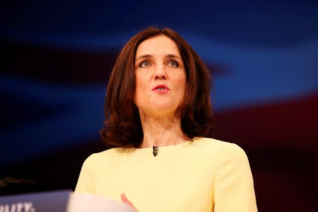 Crucial: Theresa Villiers