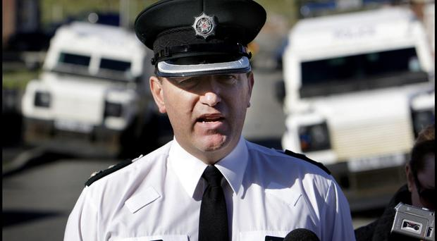 Warning: Assistant Chief Constable Todd