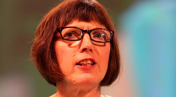 Frances O'Grady wants to support workers who are too ill to work before they reach pension age