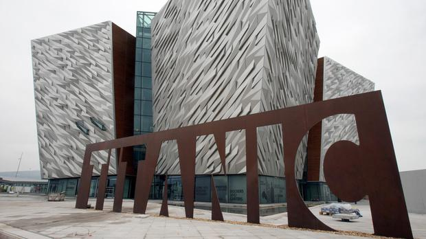 Titanic Belfast beat the Eiffel Tower and the Colosseum in Rome to be named the best visitor attraction in Europe