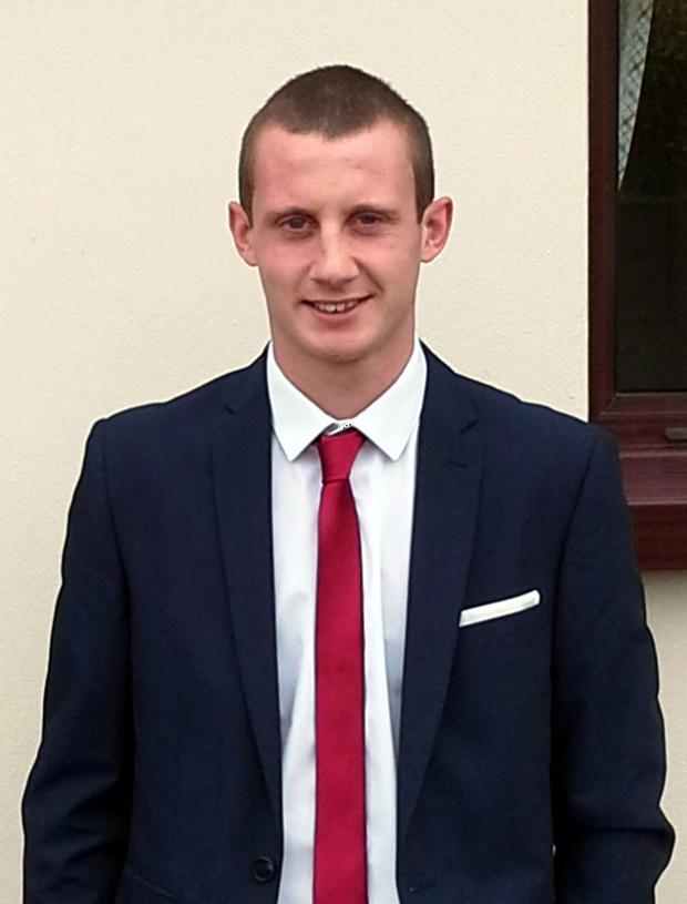 Northern Ireland fan Darren Rodgers who tragicallydied while at the European Championships