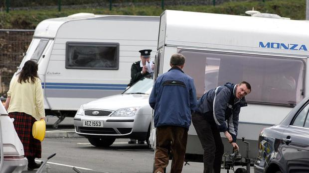 Travellers have complained about their accommodation, saying it is unhealthy