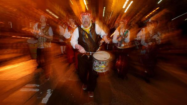 Thousands took to the streets of Belfast for Culture Night last year
