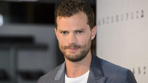 Jamie Dornan found international fame as mogul Christian Grey in the big-screen adaptation of 50 Shades Of Grey
