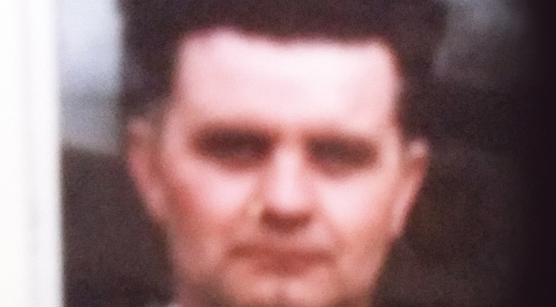 James Speer, who was shot dead in 1976