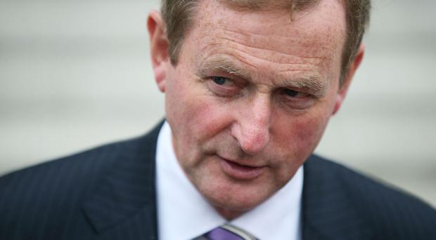 Taoiseach Enda Kenny said he was not opposed to an inquiry into the handling of Project Eagle