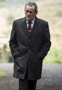 Colm Meaney as McGuinness