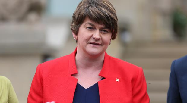 Arlene Foster criticised UUP proposals for all Northern Ireland to be an enterprise zone as uncosted and old