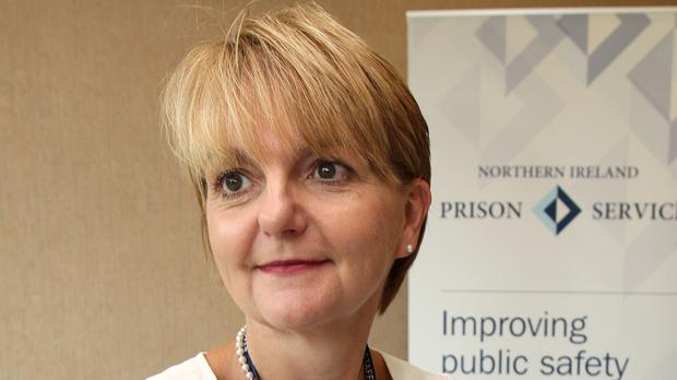 Director General of the Northern Ireland Prison Service Sue McAllister has worked in prisons for 30 years