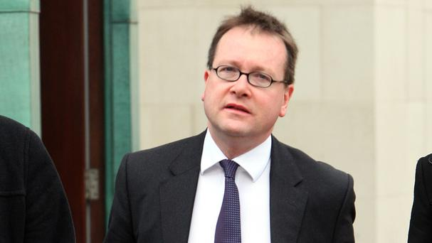 Attorney General John Larkin appealed against a ruling that the ban on terminations in cases of sexual crime or fatal foetal abnormalities were incompatible with international human rights laws